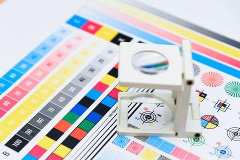Molvik Grafisk - Fargeprøver